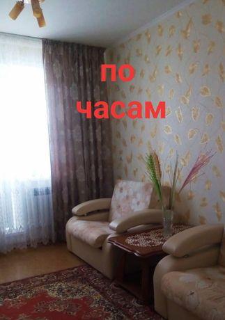 1- комнатная квартира по часам с водонагревателем