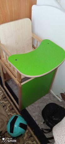 Продам детский стульчик(стол)