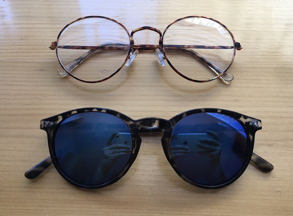 Дамски и мъжки слънчеви очила