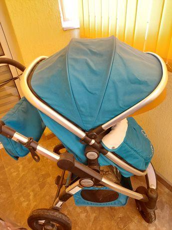 Детска количка кангаро
