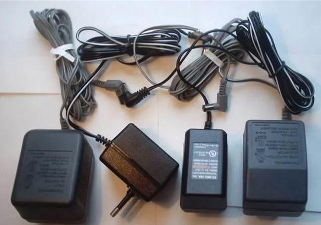 на приставки и от электронных устройств разные адаптеры зарядки для к