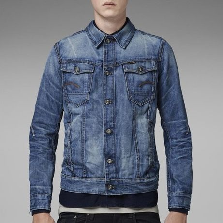 G-Star Raw Arc slim 3d jacket color medium aged