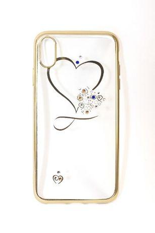 Кейс сърце за iPhone 7 / 8 / 7+ / 8+ / X / XS / XR / XS Max