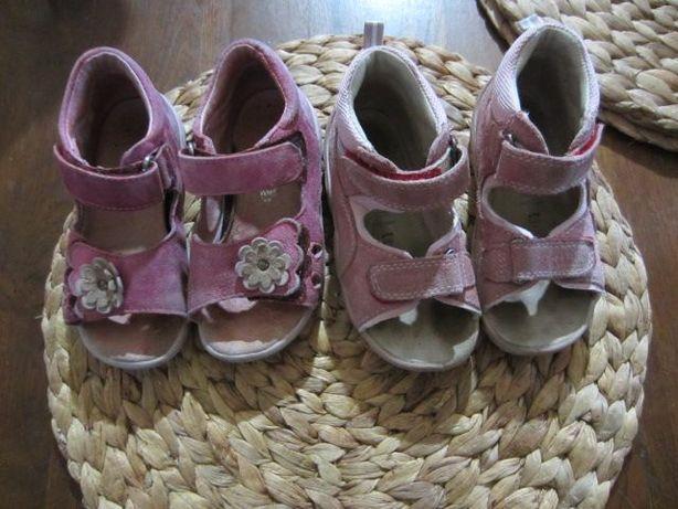 Sandale piele fetite Superfit 15,5 cm