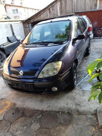 Renault Scenic 1.9 dci 100k.c 2002g.