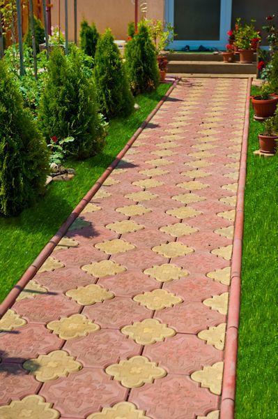 Fabrica pavaje vindem pavele model orient 22,5x22,5 cu 11,5x11,5 Bucuresti - imagine 1