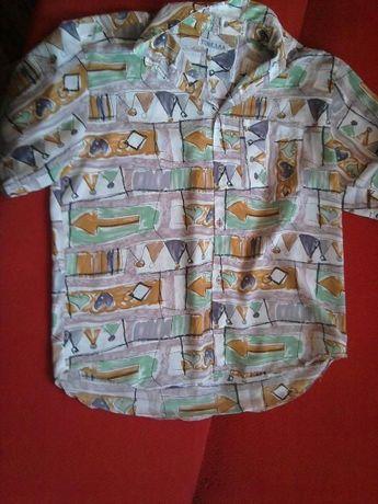 2 мъжки ризи, тениска Оливър и 2 бейзболни шапки