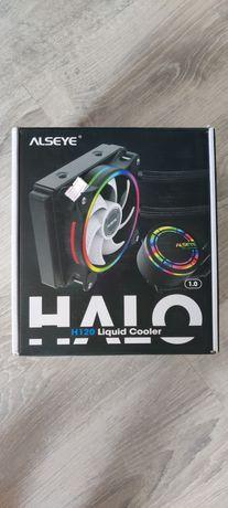 Водяное охлаждение Alseye Halo H120 1.0