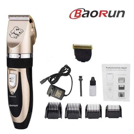 Машинка за подстригване за домашни любимци (безжична)