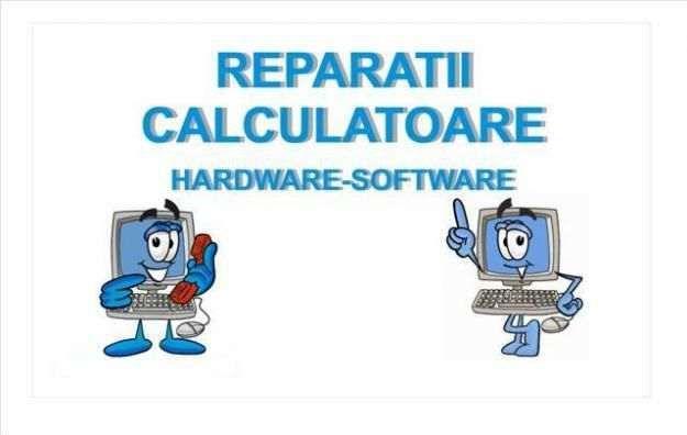 Instalare Windows 7, 8, 10, 11  si Service PC