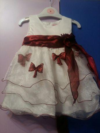 Официална  рокля р-р 74