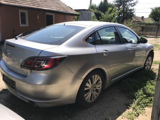 Dezmembrez Mazda 6 2.2 diesel din 2010
