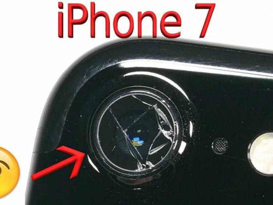 Inlocuire Sticla Camera iPhone 8 7 6 6s Plus X Xr Xs Xs Max 11 Pe loc Bucuresti - imagine 1