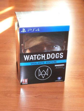 Watch Dogs Vigilante Edition ,editie de colectie noua, sigilata