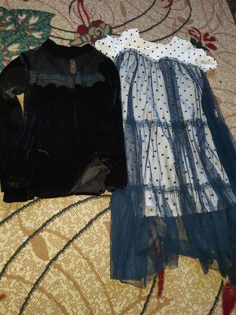Кофта и платье.42 го размера