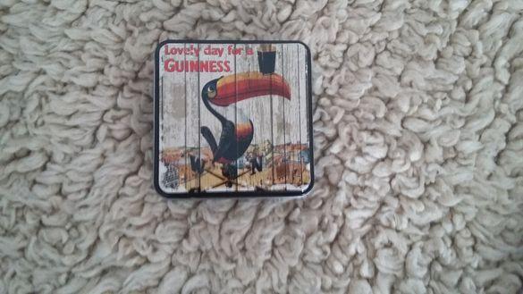Продавам нова метална кутия от Ирландия - Гинес