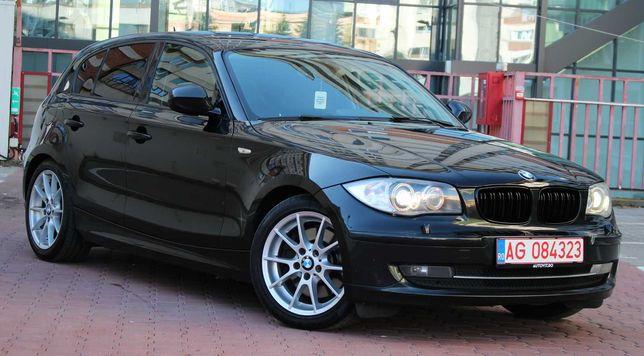 BMW Seria 1/ 2011 / 204 CP / Bixenon / Euro 5 / Incalzire / Navi 3D