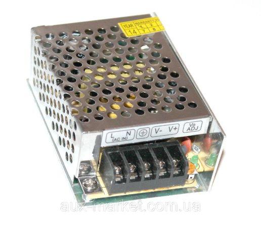 Блок питания 12 вольт 3,2 ампера, 5 ампер