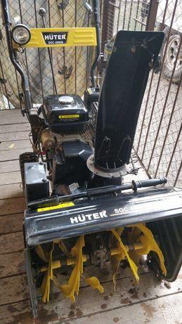 Снегоуборщик Huter SGC 4800B