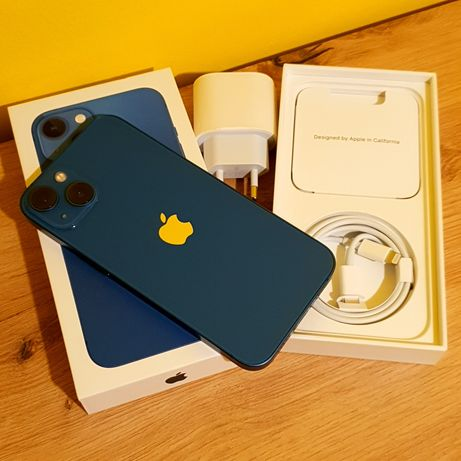 Iphone 13 128 gb  NOU, cu garantie si incarcator VAND, SCHIMB