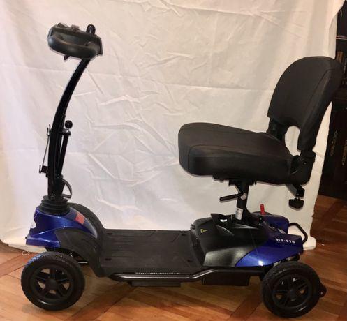 Vand scuter scaun carut fotoliu handicap dizabilitati electric 3000RON