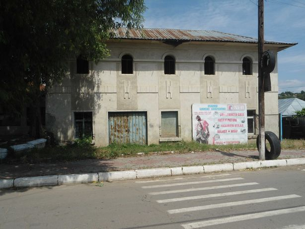 Teren si constructie industriala Beresti