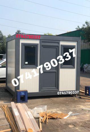 containere tip paza, dormitor , birou , sanitar , modular , vestiar