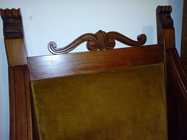 Jilț, fotoliu antic stil baroc