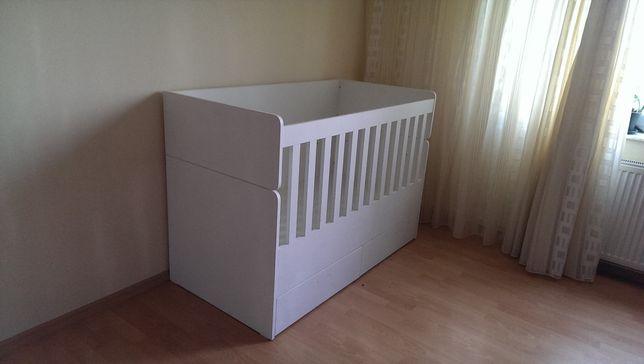 Pat copii bebe cu saltea Dormeo