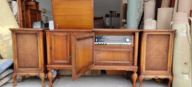 Radio pick-up Grundig senderwahl multi-stereo
