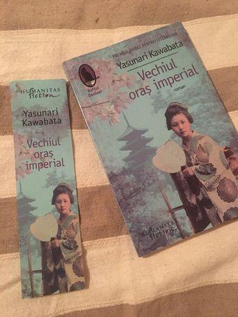Carte Vechiul Oraș Imperial, premiul Nobel, noua, semn de carte cadou