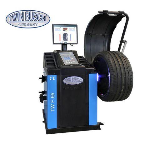 Баланс машина за гуми с лазер автоматична до 24″ ЛИЗИНГ