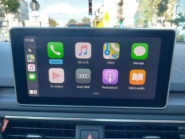 CarPlay Android Auto VW  Audi Skoda Waze VIM AppConnect Activare