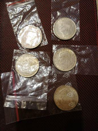 Monede argint pt moț /botez