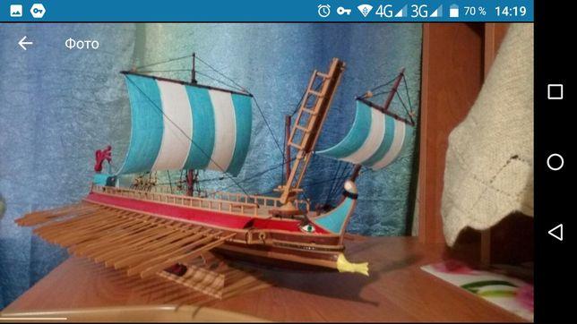 Корабли модели .