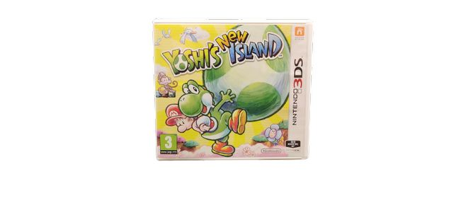 Joc Yoshi's New Island Pentru Consola Nintendo 2DS / 3DS