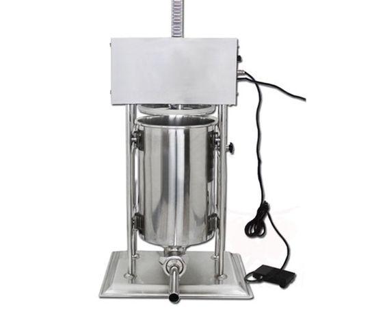 Aparat de umplut carnati electric 10 litri din inox