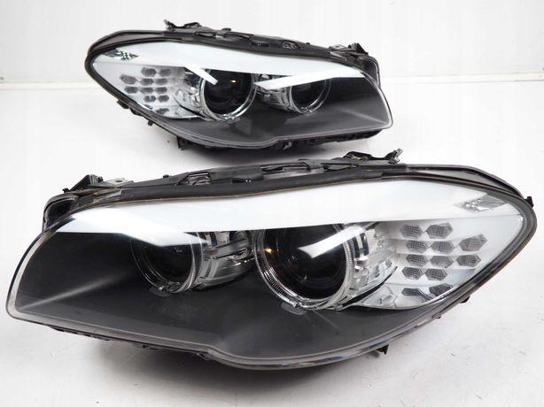 BMW 5 F10 F11 far xenon stanga dreapta bi-xenon led bixenon tms