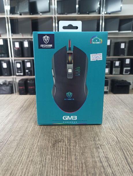 Игровая мышка GM3/Магазин TERABYTE 16мкр.