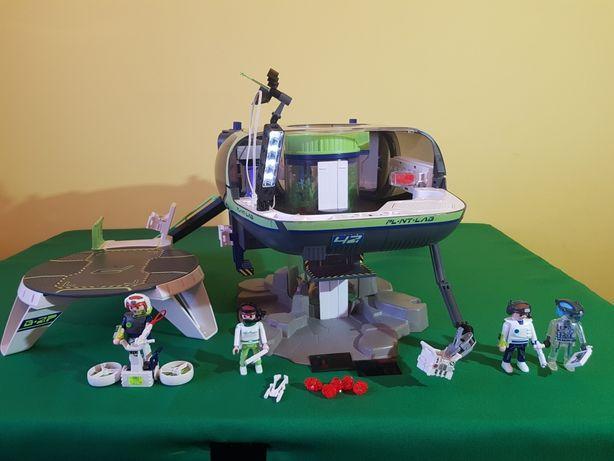Playmobil Future Planet sediu E-Ranger