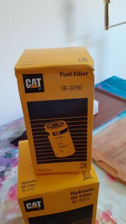 Fuel filter cat