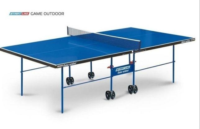 Теннисный стол Game Outdoor 2 в наличии