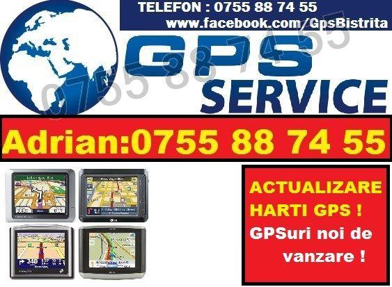 NAVIGATIE GPS HARTI camion autocar Europa-Zone Industriale-ADR