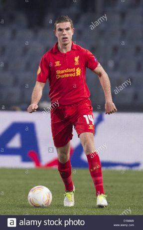 Liverpool / Jordan Henderson / Arjen Robben/ Bayern Munich