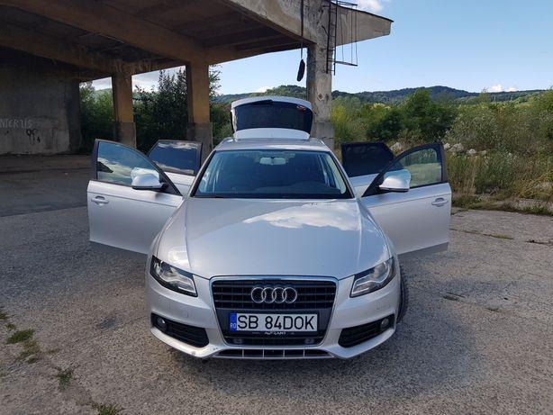 Audi A4 2008 2L diesel 163mii acte la zi perfectă stare de funcționare