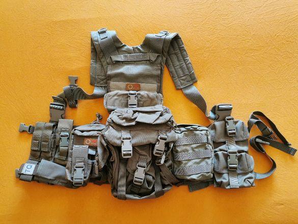 Американска военна тактическа жилетка за снайперисти S.O. Tech
