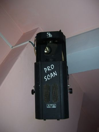 Vand scannere SLS Pro scan ca moving head,cdj,djm,behringer,proel
