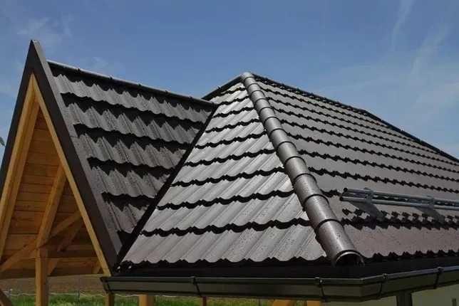 Acoperisuri noi, reparatii acoperisuri, montaj tigla orice tip