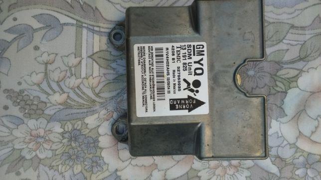 Calculator Airbag Opel YQ13191825/BC13227920