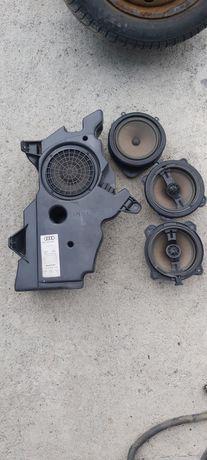 Тонколони и Субуфер за Ауди А3 8П / Audi A 3 8 P